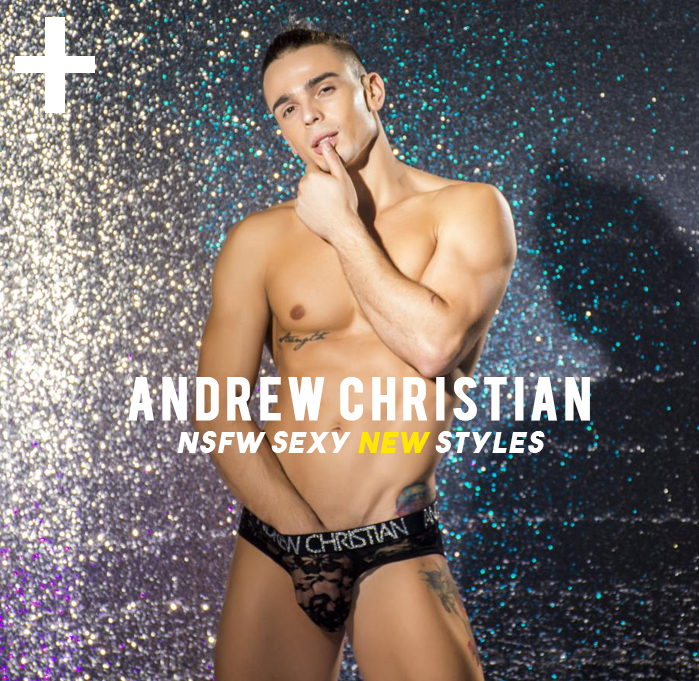 Andrew Christian NSFW Styles
