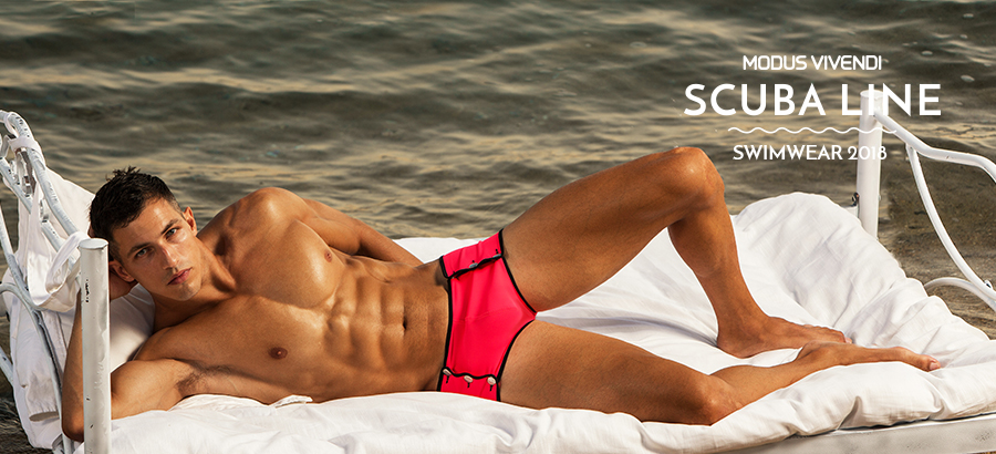modus vivendi scuba swimwear collection