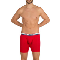 Obviously PrimeMan AnatoMAX Boxer Brief 6 inch Leg